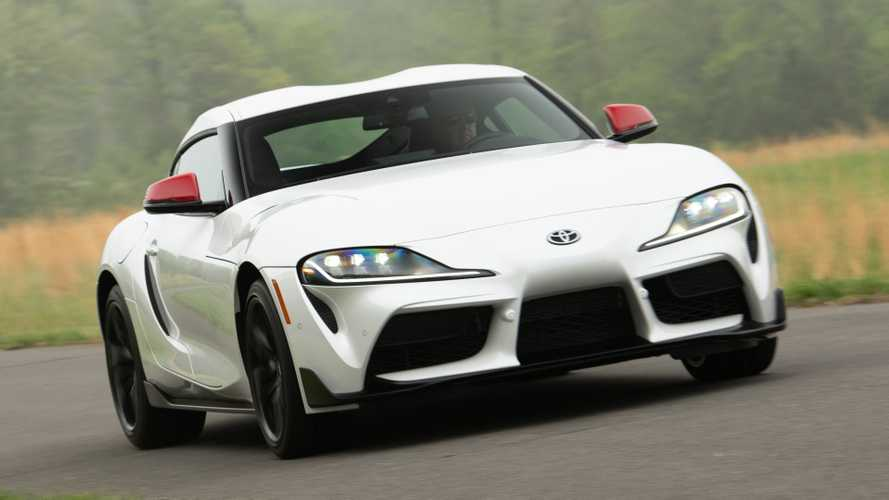 Toyota Supra Hits 60 In 3.8 Seconds, Says New Test