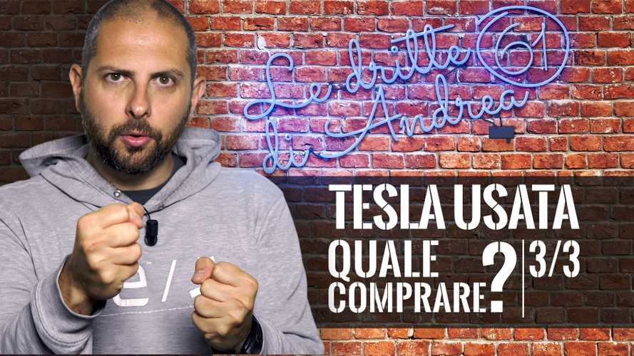 Comprare una Tesla usata? Ecco i vantaggi e... gli svantaggi