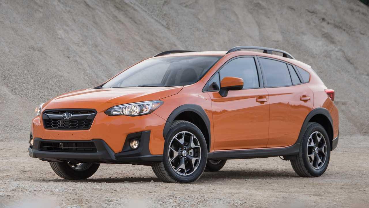 Compact SUV/Crossover: Subaru Crosstrek