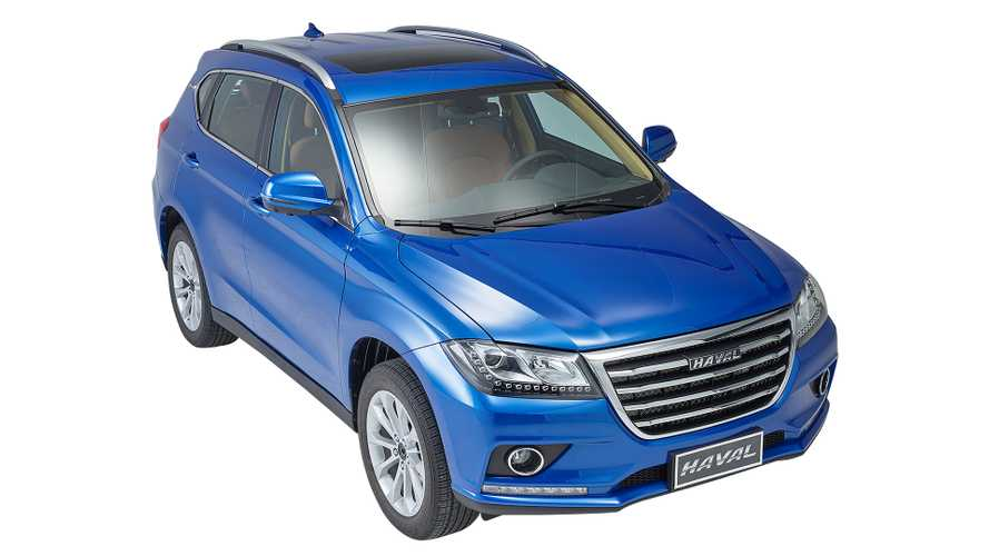 Haval H2, Great Wall riparte dal SUV