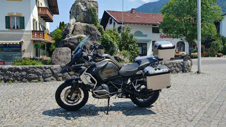 The Little Long Tour: Today, We Learn That Germans Lust Over BMW