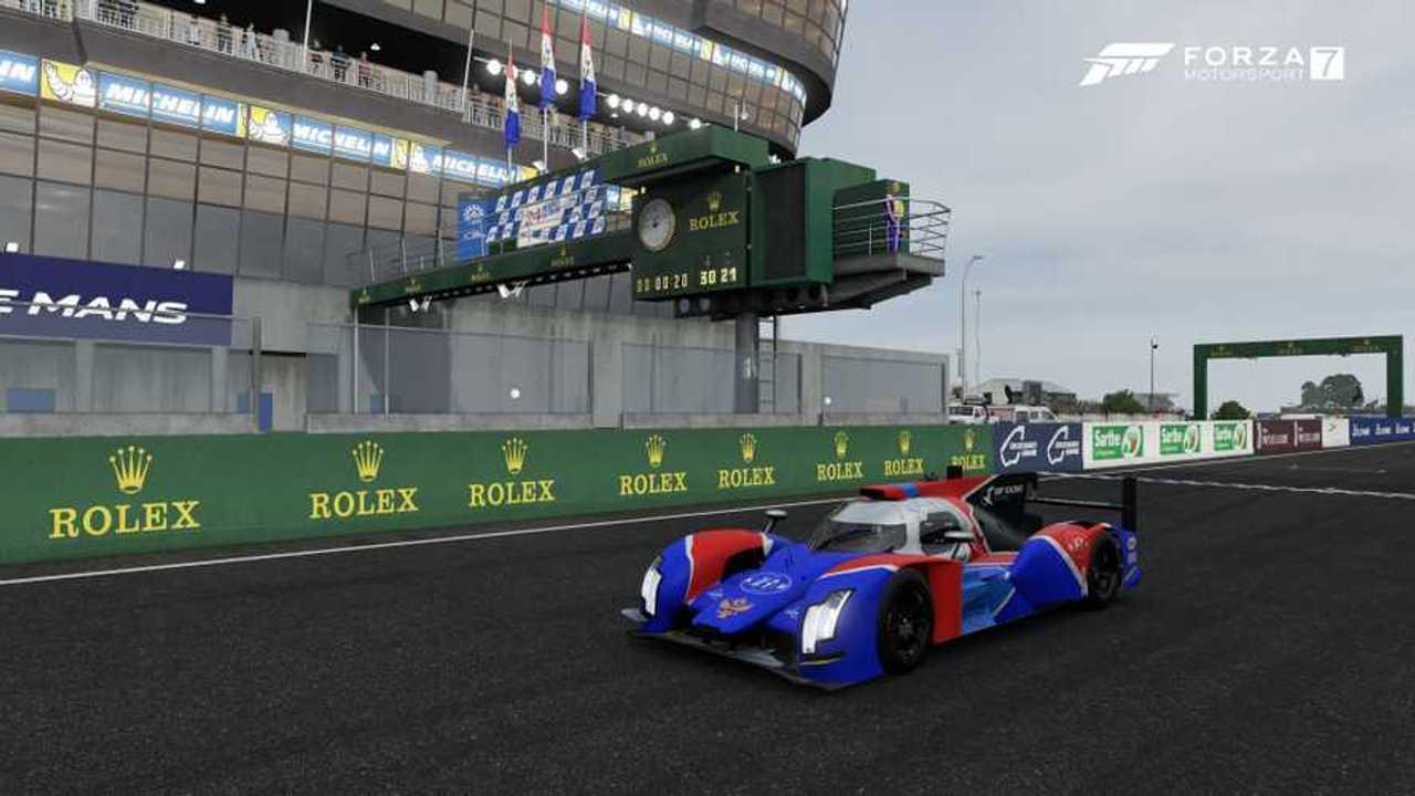 SMP Racing Le Mans Sport sorozat szuper döntője