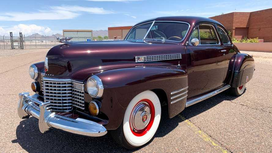 Own This Near-Perfect 1941 Cadillac Series 62 Deluxe Coupe