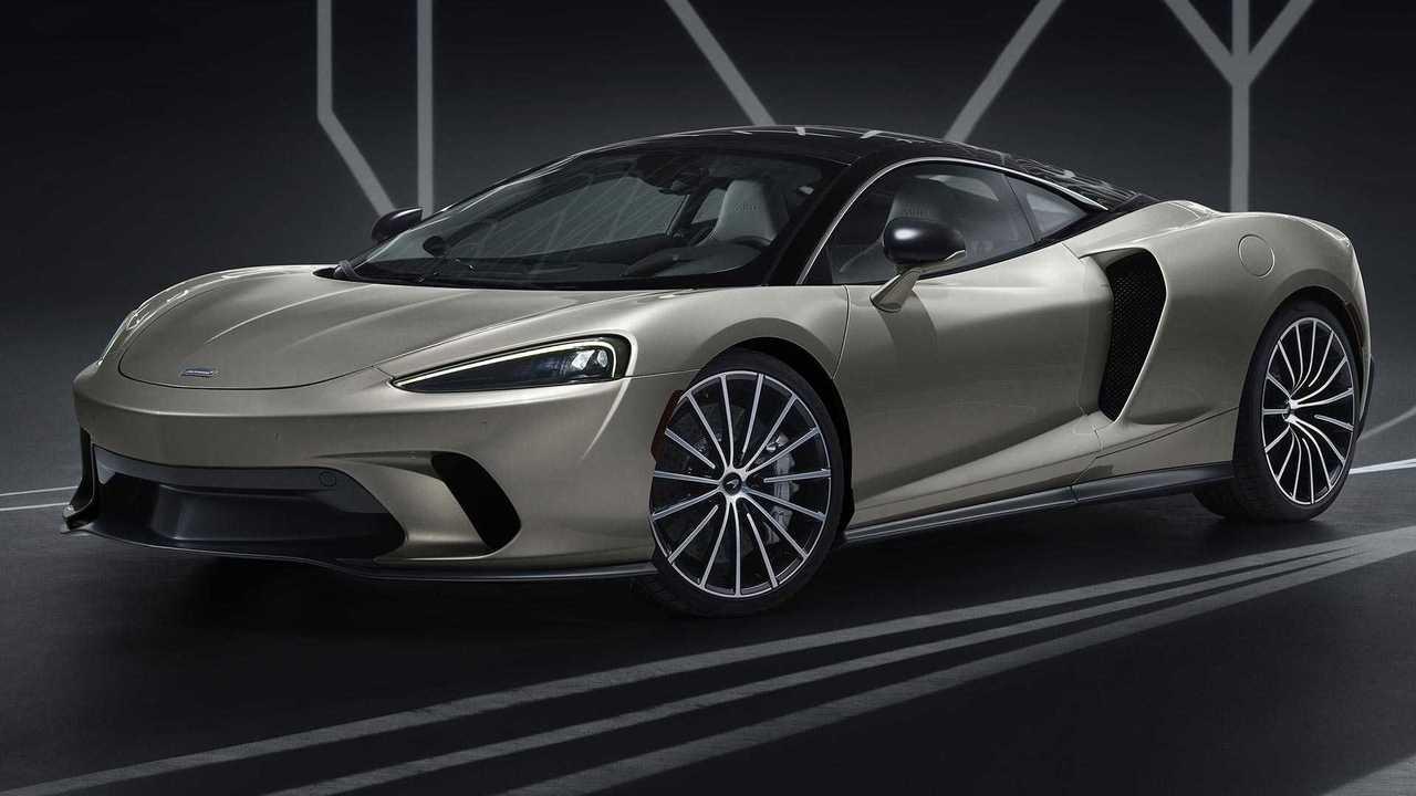 McLaren GT par MSO