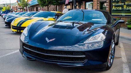2020 Corvette Stingray Already Gets ZR1 Treatment In New
