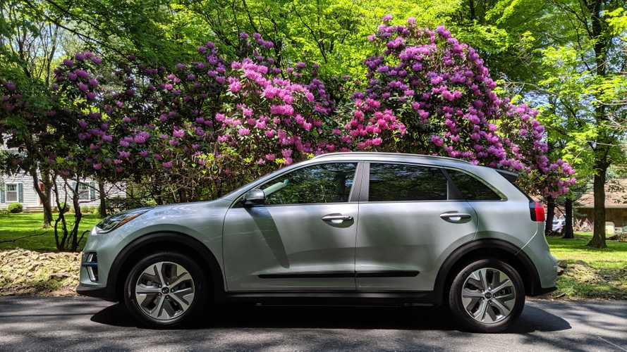 Kia Niro EV Extended 900-Mile Road Test Review