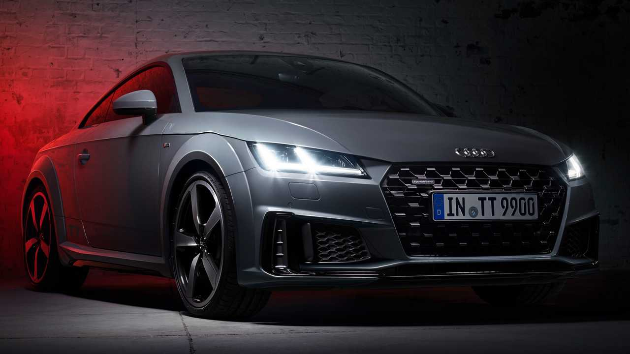 tt quantum gray edition is the first audi to be sold only. Black Bedroom Furniture Sets. Home Design Ideas
