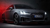 Audi TT Quantum Grey Edition