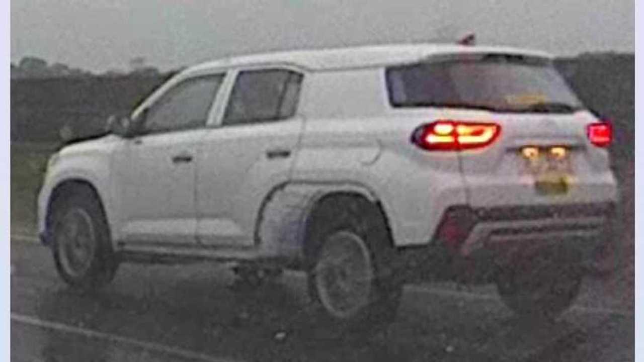 Hyundai Tucson de 7 lugares - Flagra