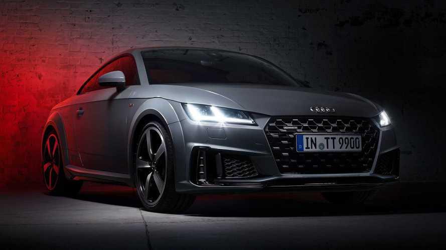 Audi TT Quantum Gray - Limitée à 99 exemplaires