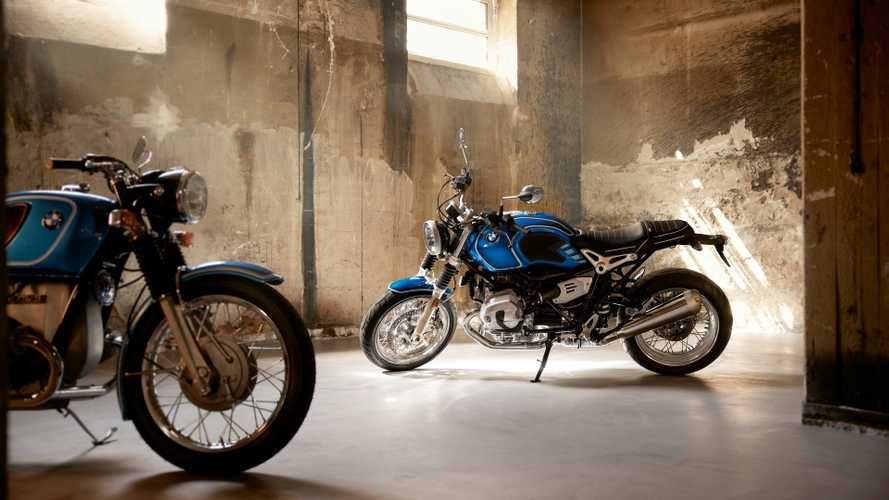 BMW R nineT /5, il fascino del passato