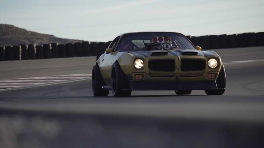 Video: Check out this LS swapped And All-Wheel-Drive '71 Trans Am