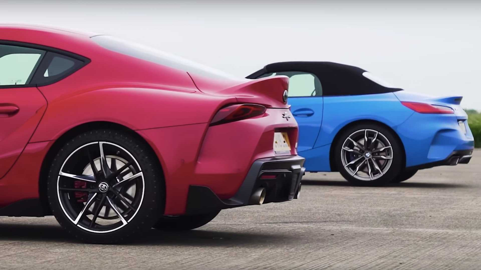 Kelebihan Kekurangan Bmw Z4 Toyota Supra Top Model Tahun Ini