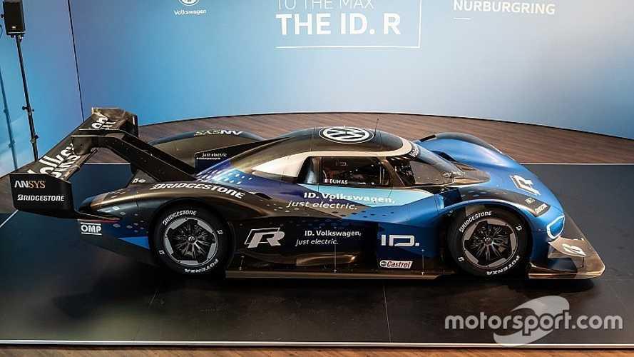 Volkswagen revela protótipo elétrico para bater recorde de traçado tradicional de Nürburgring