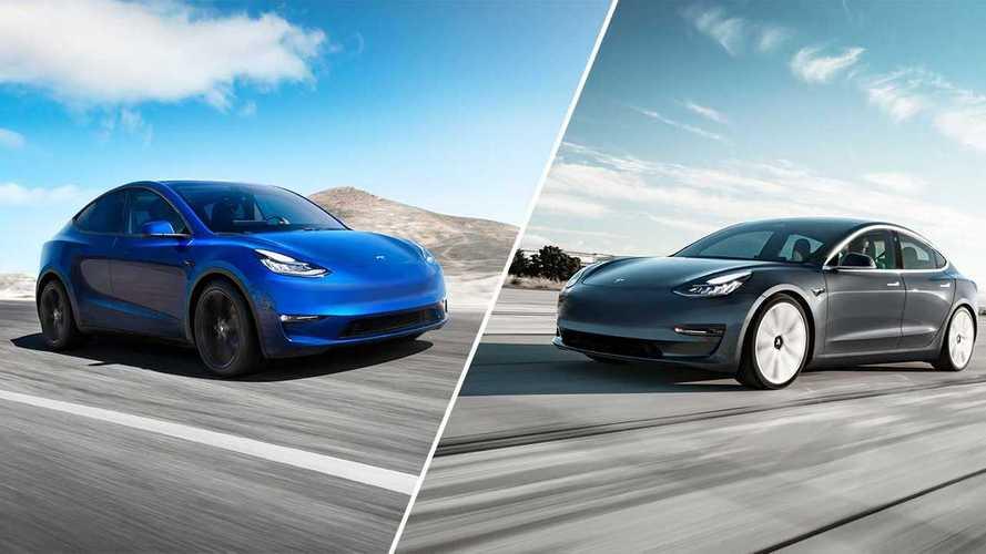 Tesla Model 3, Model Y Get Nose Job In Artist Rendering