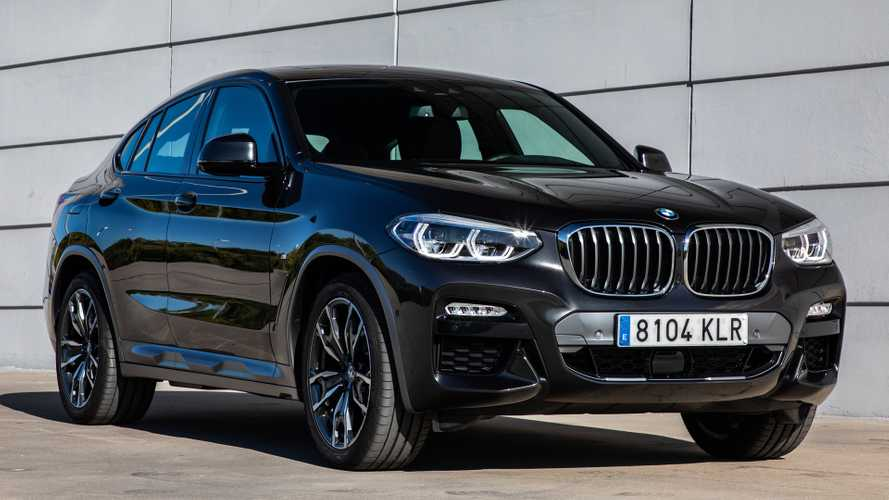 Prueba BMW X4 xDrive20d 2019 (M Sport X)