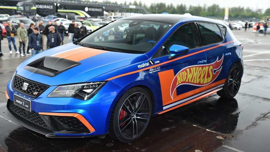 Seat Hot Wheels ai Motor1Days 2019