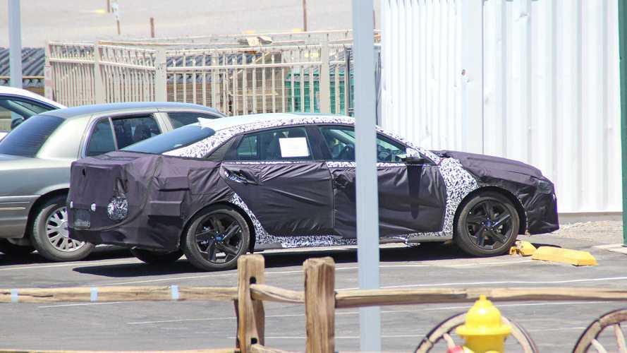 Flagra: Novo Hyundai Elantra