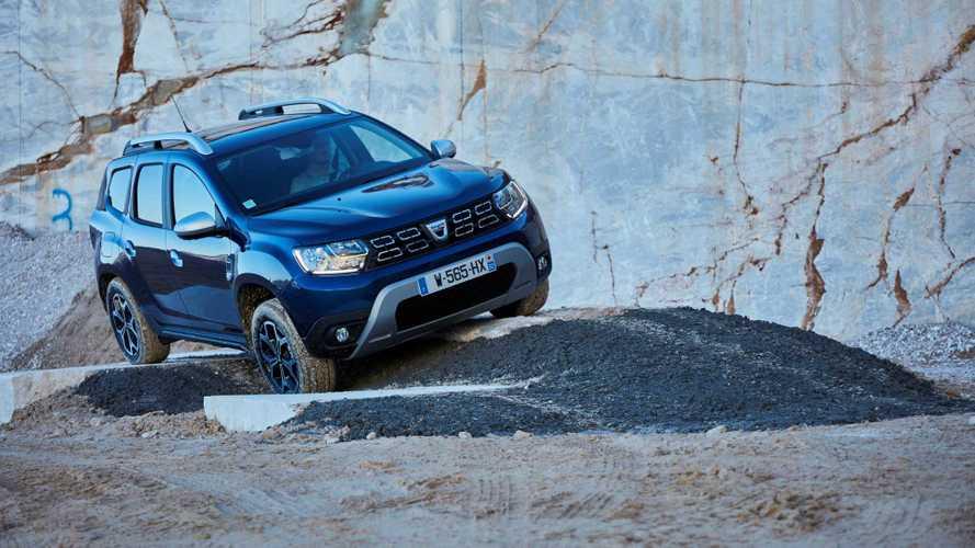 """Dacia Duster 1.3, il 4x4 """"raddoppia"""""""