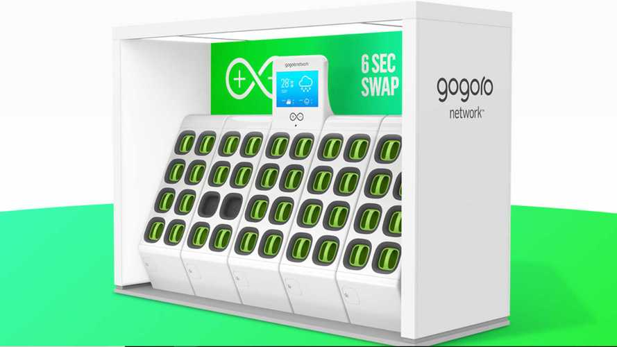 Gogoro Aims For Battery-Swapping Standards With Gogoro Network