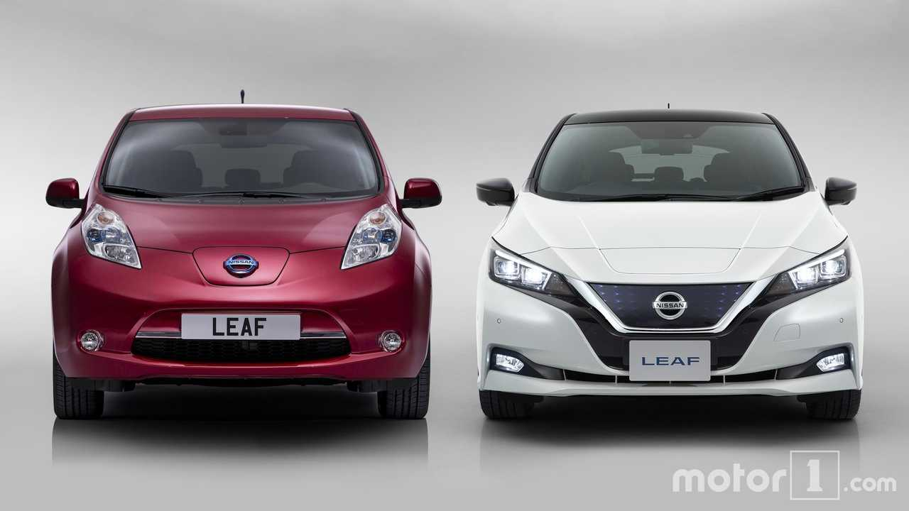 Corroding Bonding Plates In Nissan Leaf Trigger Service Campaign