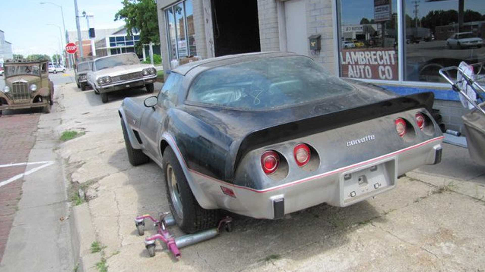 "[""To Drive Or Not To Drive: The Quandary Of  Owning A Brand-New 1979 Chevrolet Corvette""]"