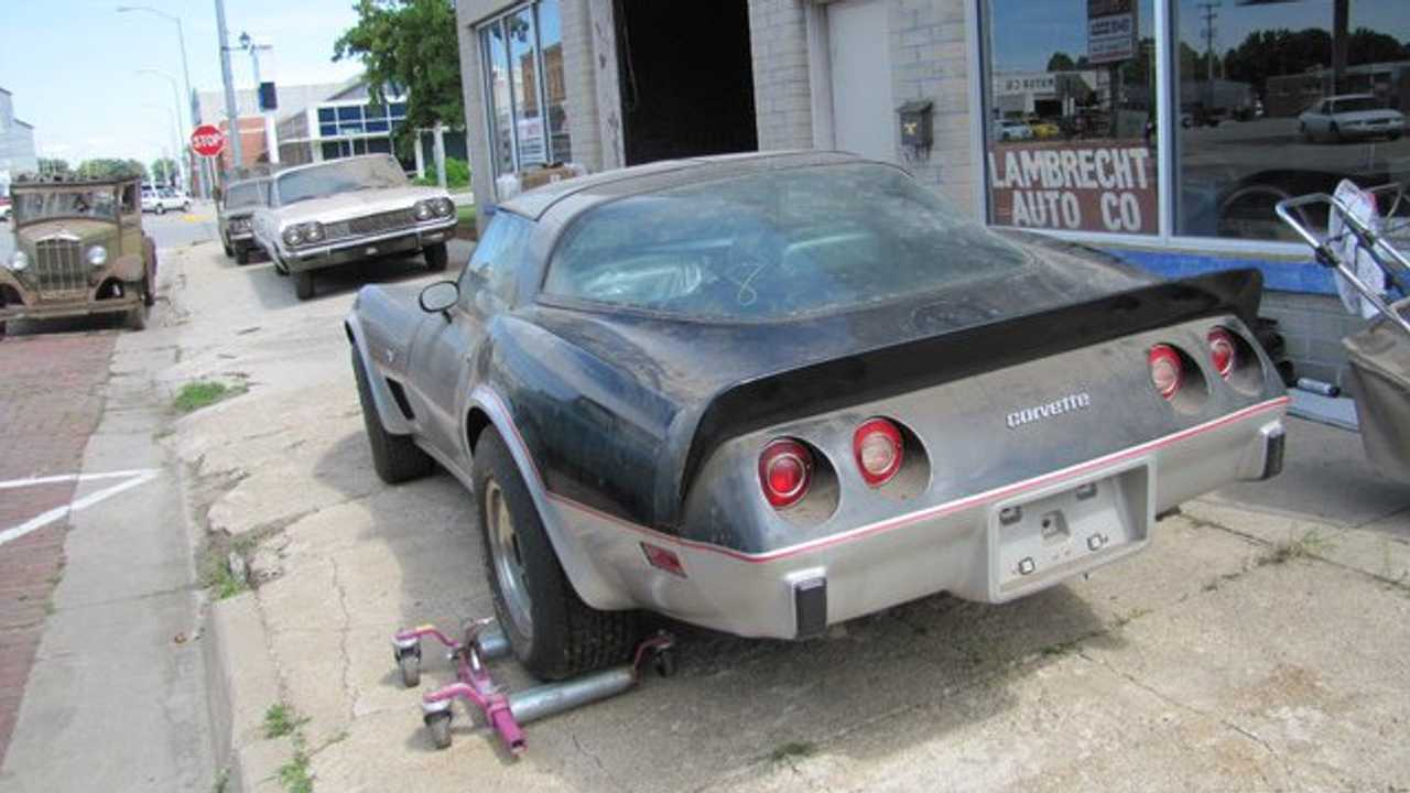 To Drive Or Not To Drive: The Quandary Of  Owning A Brand-New 1979 Chevrolet Corvette