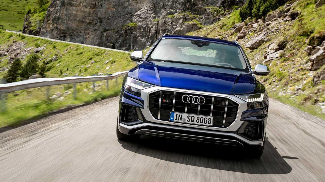Audi SQ8 TDI im Test