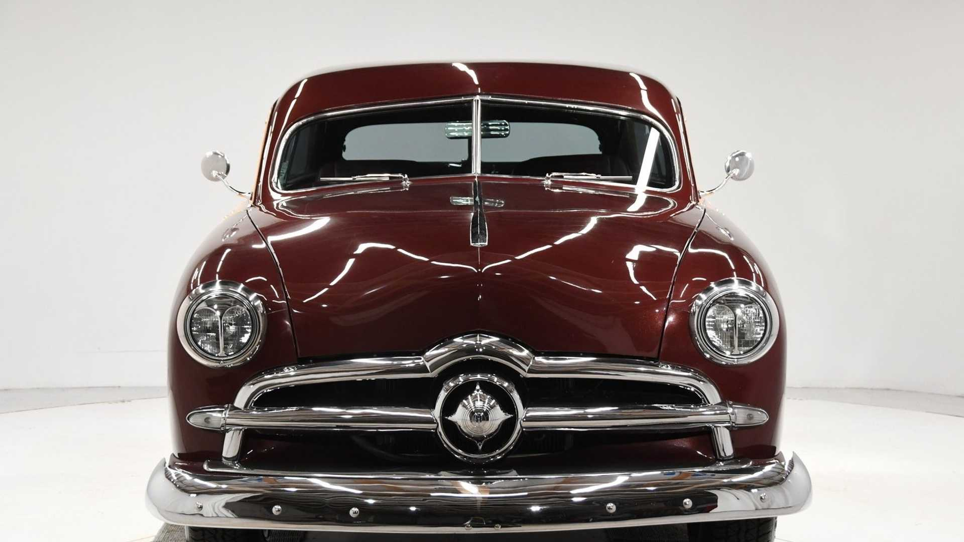 """[""""Impressive Turbocharged 1949 Ford Country Squire Station Wagon""""]"""