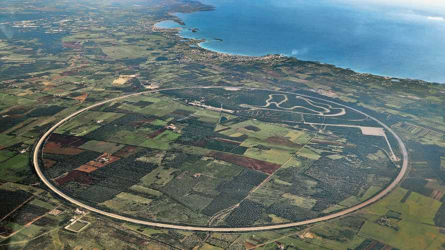 Porsche Reopens Nardo Test Track