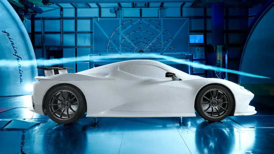 Pininfarina Battista To Be Shown At Monterey Car Week