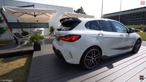 video bmw m135i accessoires m performance