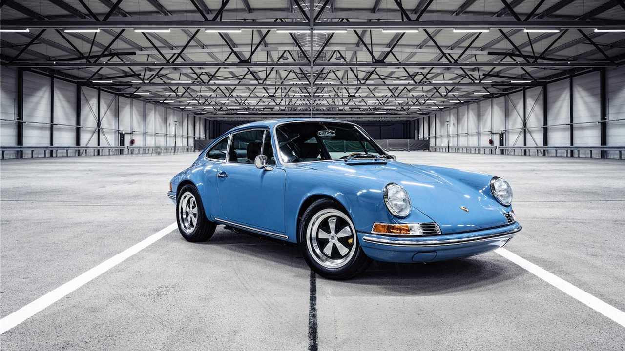 Porsche 911 Quintessenza