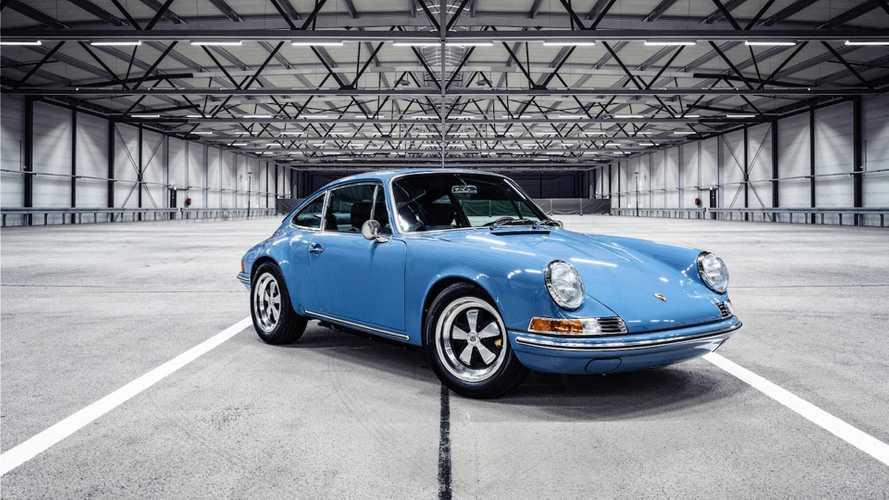 Porsche 911 Quintessenza - La plus moderne des vieilles 911