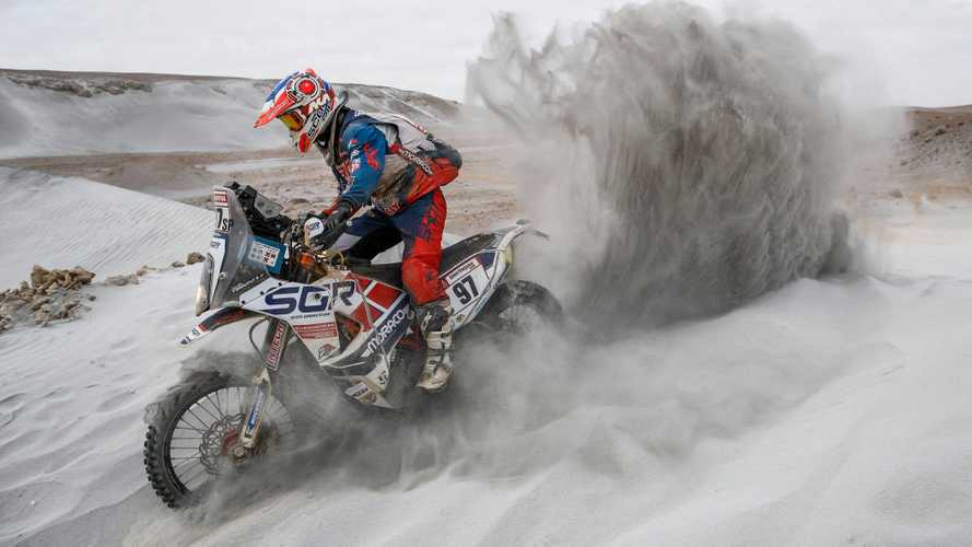 New Dakar Route Through The Arabian Dunes Announced