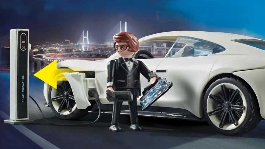 Porsche: todos los coches que tiene Playmobil