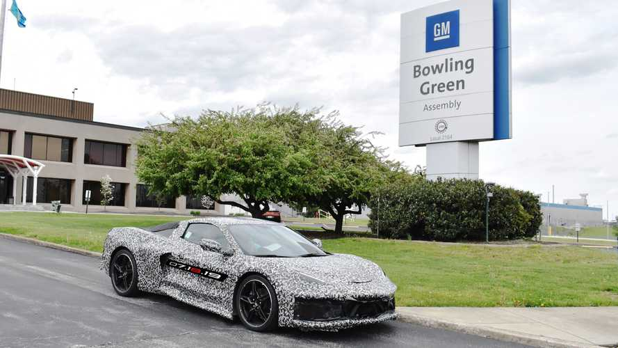 Chevy Corvette Plant Adding 400 New Jobs Ahead Of C8 Production