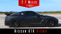 Nissan GT-R Top Speed Run