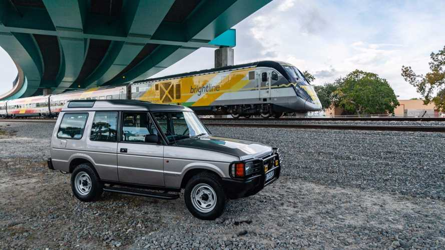 Immaculate 1992 Land Rover Discovery 200tdi Will Cost You $17k