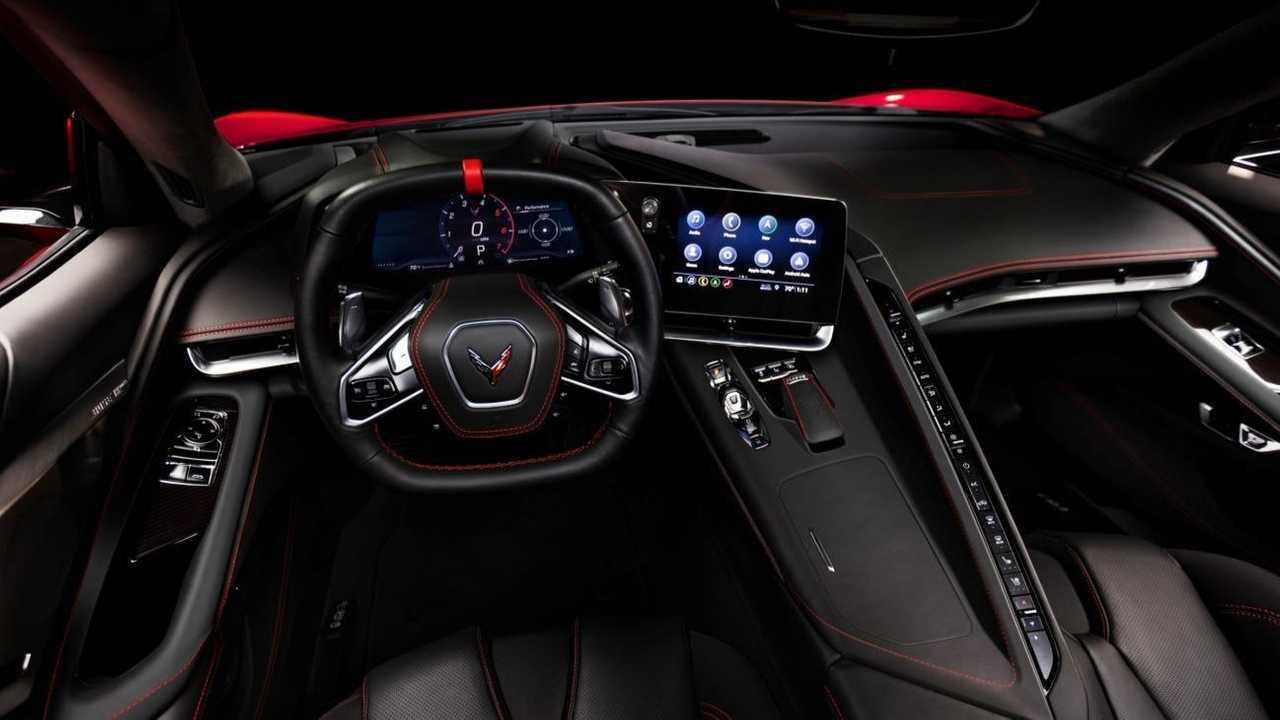 Chevrolet Corvette Kabin