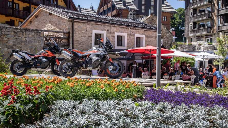 "KTM Orange Juice, viaggi e divertimento per gli ""Adventuristi"""