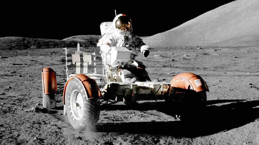 Lunar Roving Vehicle, el coche que pisó la Luna