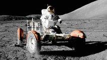 Die Lunar Rover von Apollo: Mobil auf dem Mond