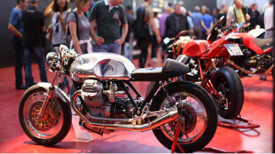 Guzzi Factory Open House