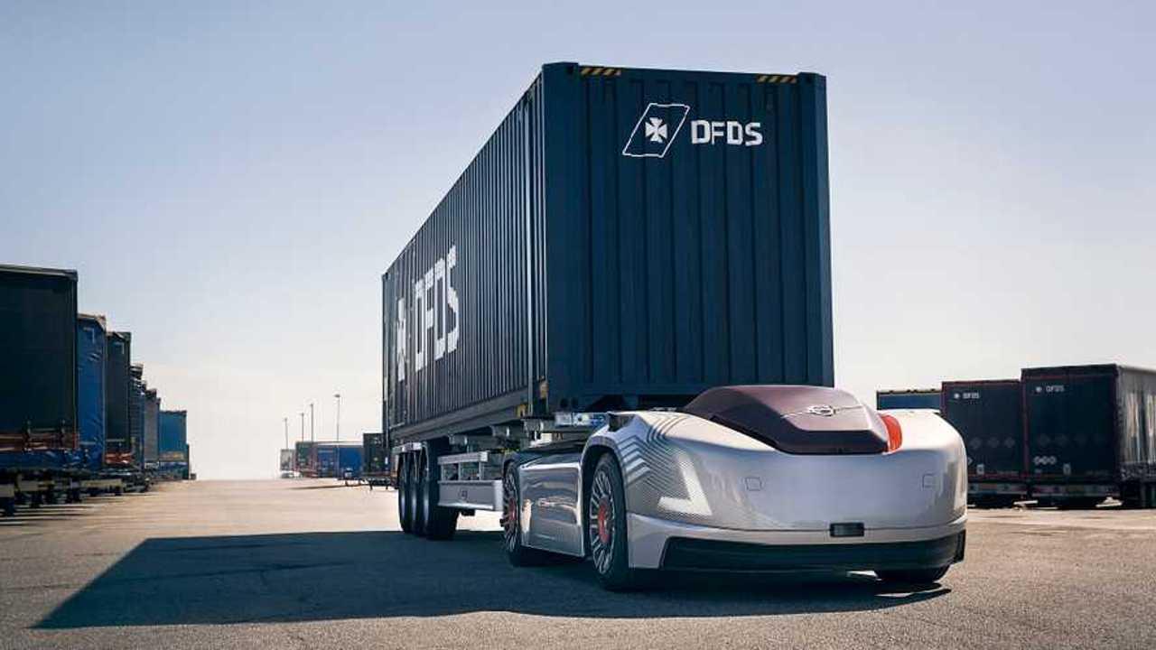 Volvo Trucks Vera projekt