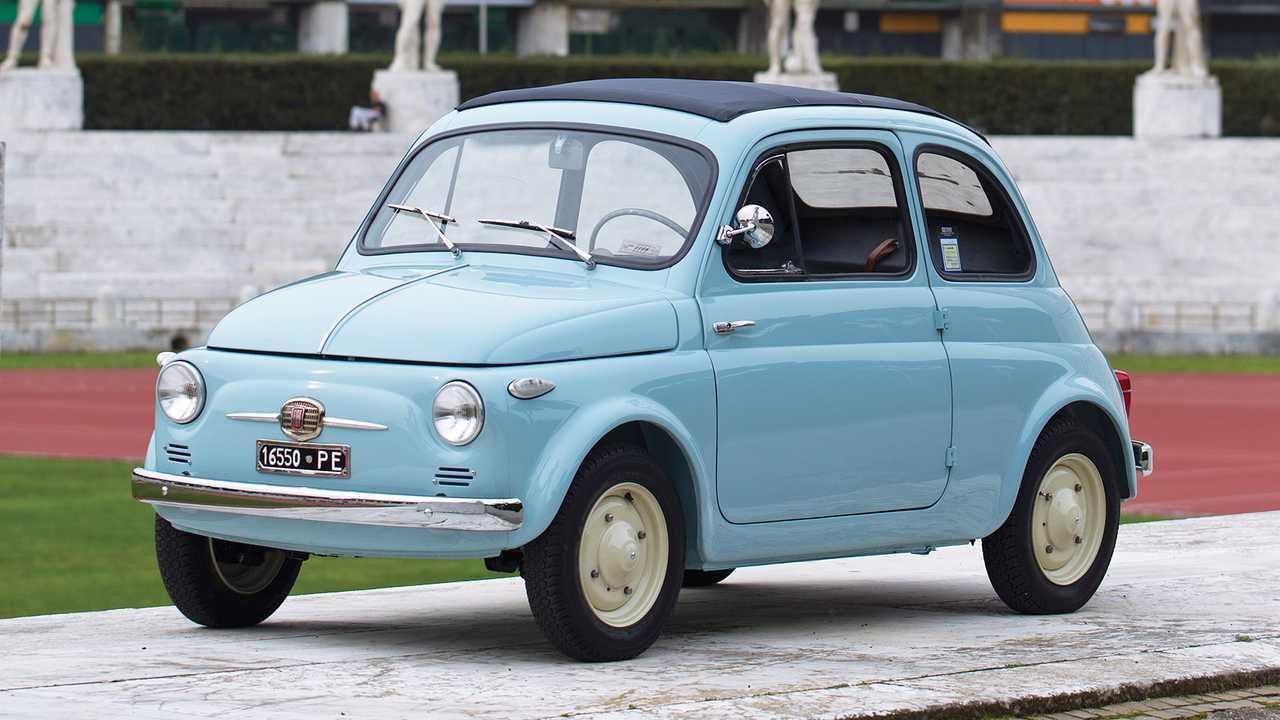 Fiat Nuova 500 (1957) - 30'800 euros