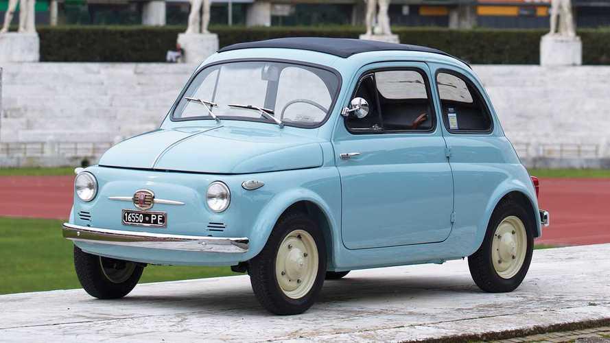 Les Fiat les plus rares et les plus chères