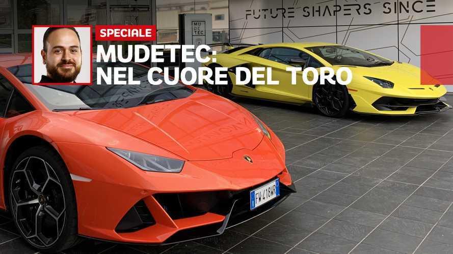 Lamborghini, viaggio dentro l'eccellenza italiana