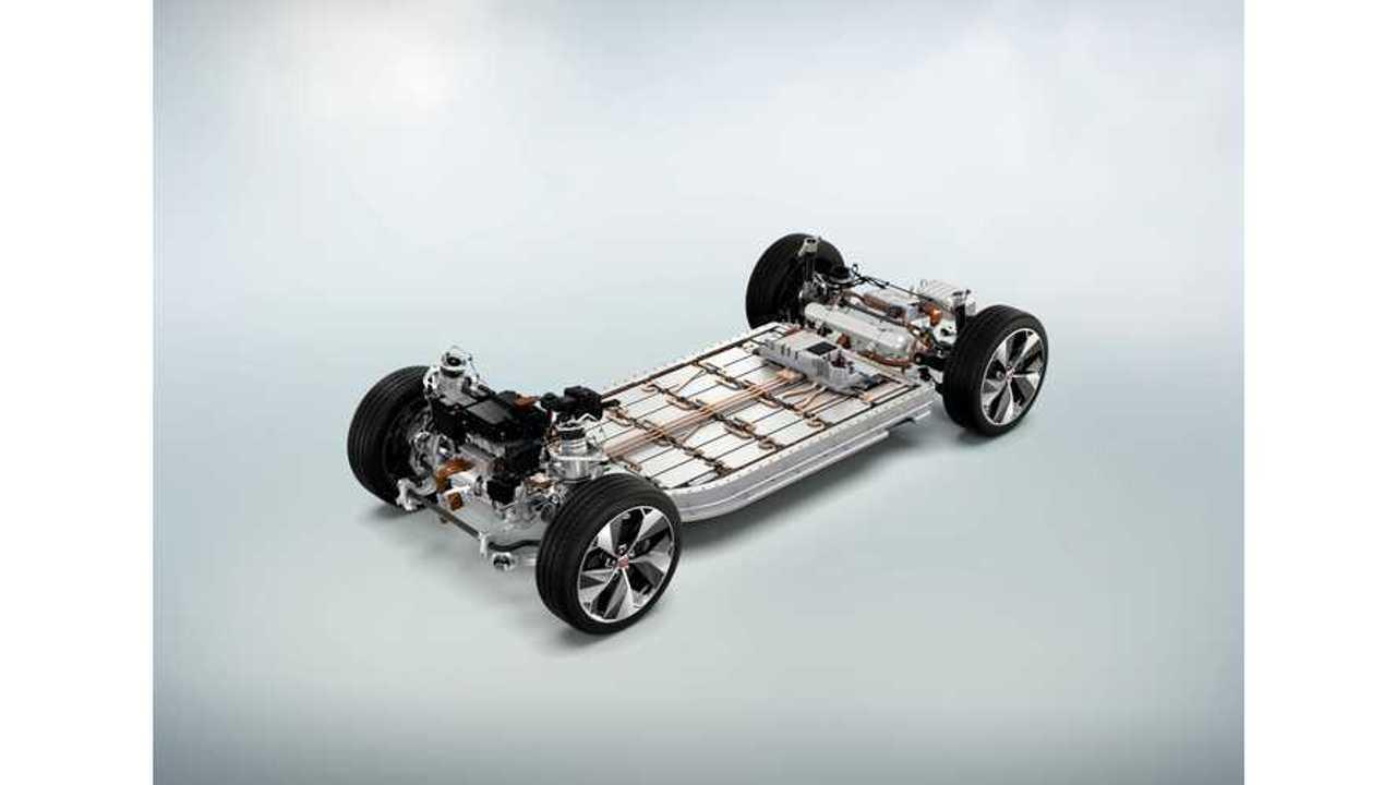 Part Of Sweden's Saab Lives On In Jaguar I-Pace Electric