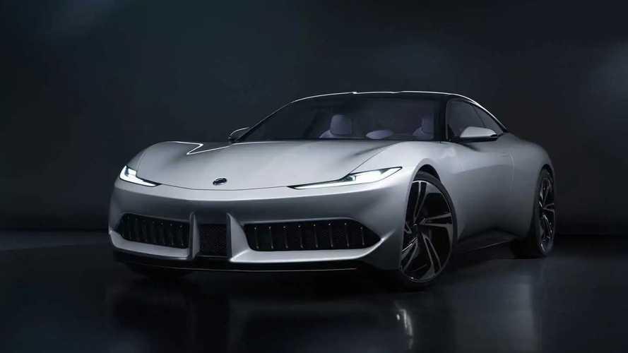 Karma Debuts Beautiful Pininfarina Designed Electric Coupe